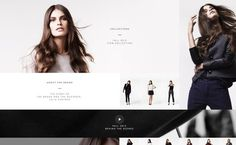 Medium #fashion #web #site