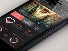 Screen Concept App Design #ui