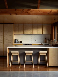 kitchen / Lovell O'Connell Architects