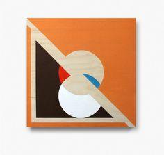 Ocho - Cristian Ordóñez #wood #print