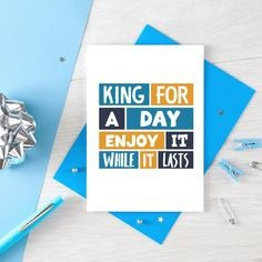 Funny Fathers Day Card   Birthday Card For Him