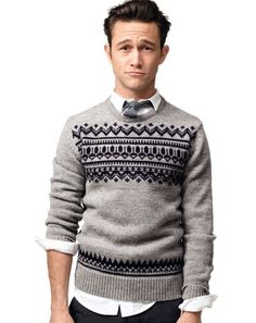 Google Image Result for http://karenlacanilao.files.wordpress.com/2010/09/joseph-gordon-levitt-02.jpg #sweater #levitt #celebrity #gordon #fair #isle #joseph #knit