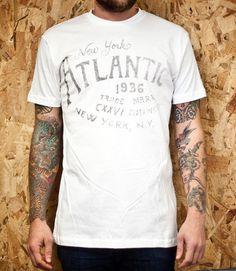 CXXVI Clothing Co. — Atlantic White