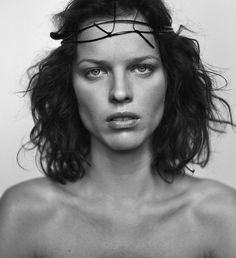 Black and White Celebrity Portraits by Mark Abrahams #inspiration #photography #celebrity