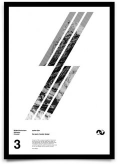 The Peak of Poster Design - Duane Dalton #poster #swiss #alps #screenprint