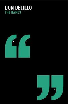 Dutch Uncle :: Noma Bar :: Don DeLillo - Book Designs #cover #print #graphic #book