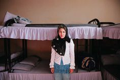 Portraits of Afghanistan's Female Prisoners by Gabriela Maj