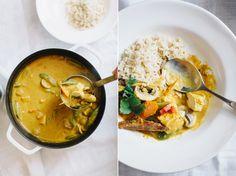 weeknight curry