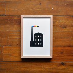 Jez Burrows / Shop #cmyk #print #factory