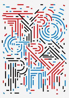 T|Y|P|O|G|R|A|P|H|Y #typography #texture #line