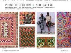 Resultado de imagen para geometric tribal 2019