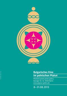 Bulgarian Cinema in Polish Posters by Homework