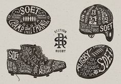 http://www.bmddesign.fr/stade_toulousain/section_rugby10.jpg #rugby #lettering #illustration #type #hand