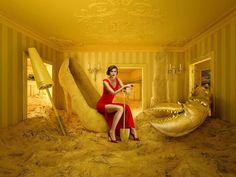 By The Sea: Glamour and Provocative Photography by Aleksandra Kingo