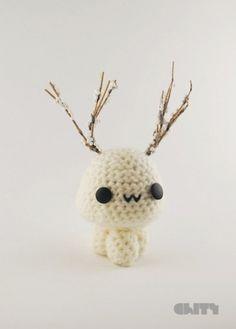 Amigurumi | Slanted - Typo Weblog und Magazin #wool #amigurimi #toy