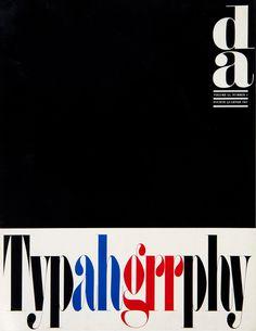 60's magazine cover