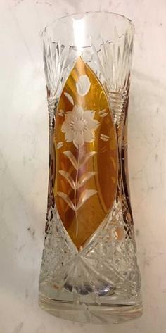 Vase. Europe, 1st floor. - ser. XX century.