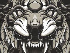 Panthera Tigris by Jared Mirabile