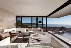 Contemporary Beach House by Smart Design Studio - #decor, #interior, #homedecor, #architecture, #house