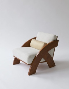 Arc Chair by Moving Mountains