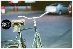 damn nyc - pictures #analog #damnnyc #susie #damn #photography #vintage #bike #york #nyc #new