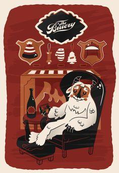 Bruery Seasonal Monsters Posters #beer #poster
