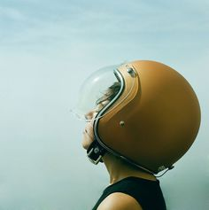 large (3) #lady #helmet #photography #motorcycle
