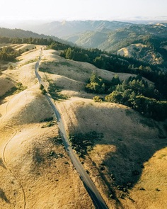 #wildernessculture: Striking Drone Photography by Sam Graves