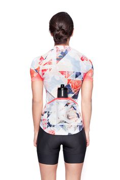 GeoFloral Print Jersey – MACHINES FOR FREEDOM #kit