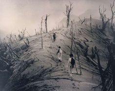 pinatubo9.jpg (734×582) #pinatubo #ash #volcano #1991