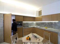 Apartment Renovation by R3Architetti - #decor, #interior, #home