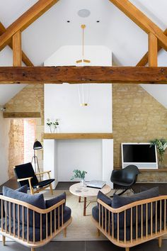 Georgian House Oxfordshire by Louise Holt Design