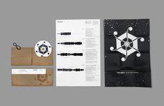 Voyages CD - Cody Paulson #bodoni #print #grid #screen #disc #poster #cd