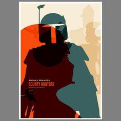 bob1.png (PNG Image, 670x670 pixels) #boba #fett #poster #star wars #silhouette #simple