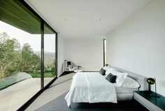 bedroom, California / Dowling Studios