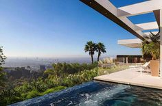 Take a tour inside the $85-million home in Beverly Hills - www.homeworlddesign. com (26) #interior #design #architecture #luxuryhome