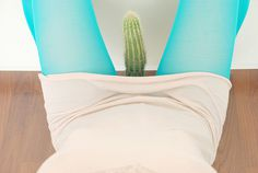 by EYLUL ASLAN #intimate #cactus #legs