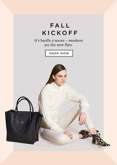 Shop New Sneakers and Fall-Ready Handbags At The Official Loeffler Randall Online Store LoefflerRandall.com #randall #loeffler #email