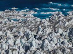 Seascape, Greenland Ice Sheet