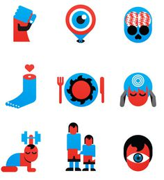 Francisco Martins via grain edit #icon #illustration