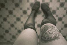 Raquel Fialho #tattoo #photography #girl
