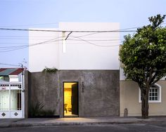 Casa Foraste – An Urban Home in Guadalajara - InteriorZine #architecture #house #home #decor