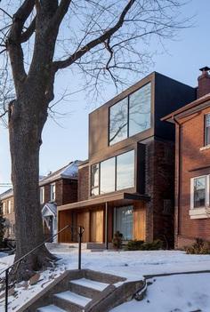 Toronto Midtown Triplex by JCI Architects