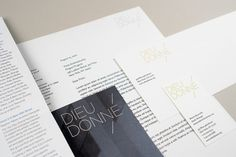 Project Projects – High-res Special | September Industry #identity #typography