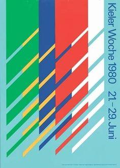 1980 #design #kieler #graphic #poster #woche