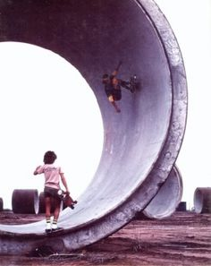 Tumblr #gravity #classic #landscape #skate #photography #pipe #vintage #1970