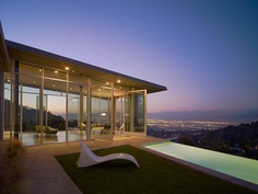 Belzberg Architects - Skyline Residence #architecture #house