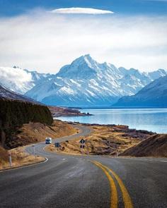 Wonderful Landscapes of New Zealand by Daniel Murray