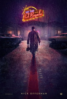 Extra Large Movie Poster Image for Bad Times at the El Royale (#2 of 9)