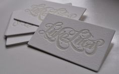 Business Cards 2012   Luke Lucas – Typographer | Graphic Designer | Art Director
